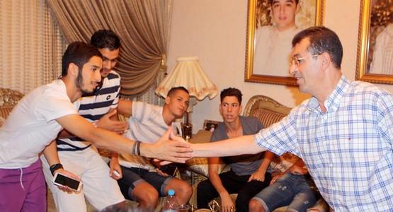 أبرون الرئيس السابق للمغرب التطواني يخرج عن صمته ويتحدث عن أزمة الفريق ! (شاهد الفيديو)