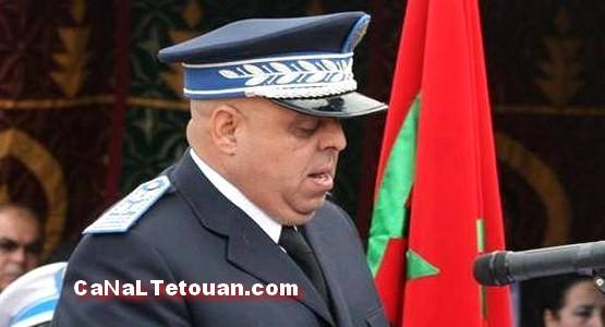 """"""" محمد الوليدي """" المرشح الأبرز لخلافة والي امن طنجة"""