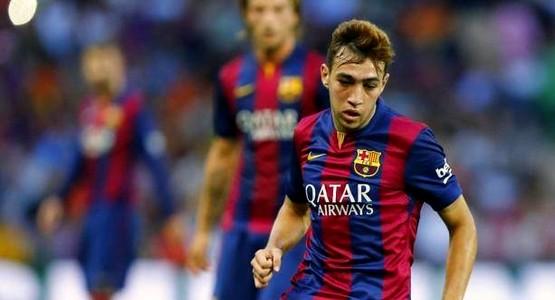 وأخيرا منير الحدادي لاعب برشلونة يختار المنتخب الذي سيمثله !