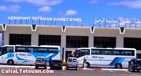 مطارات جهة طنجة تطوان الحسيمة تسجل ارتفاعا مهما !