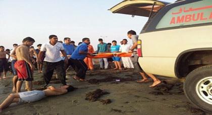 في ظرف أسبوع واحد … شاطئ بويفار يحصد 5 ضحايا ضمنهم 3 فتيات