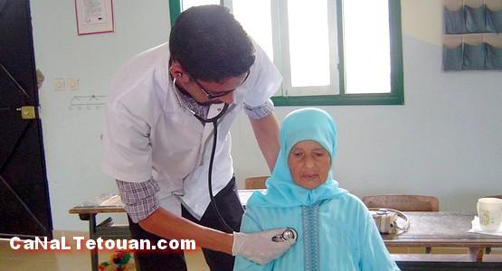 استفادة أزيد من 600 امرأة من حملة مجانية للكشف عن سرطان الثدي وعنق الرحم بمرتيل