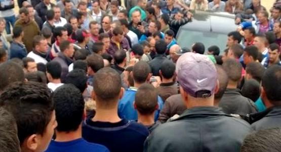 """صادم و بالصور ! سكان """"لاكاسيا"""" بمرتيل يستنجدون بوالي أمن تطوان ."""