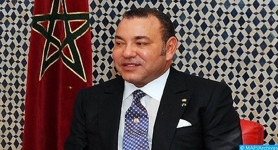 الملك يعزي بنكيران في وفاة الوزير عبد الله باها