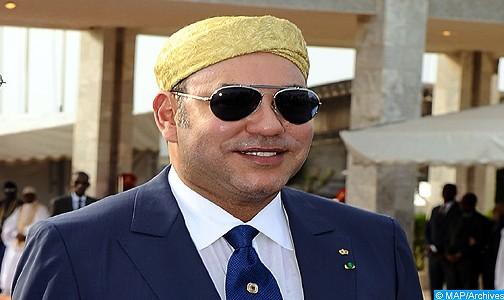 """مدير شركة """"Siége Pub"""" يهنئ الملك محمد السادس بمناسبة عيد العرش"""