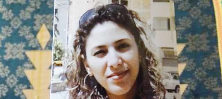 زوجة تذبح من الوريد إلى الوريد وتتلقى 172 طعنة والمتهم زوجها