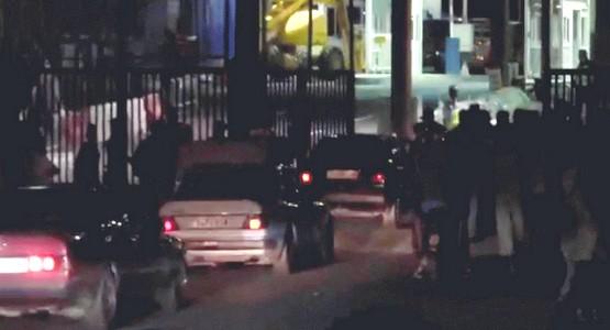 فيديو … اعتداء مهين للأمن الاسباني على مغربي بالمعبر الحدودي
