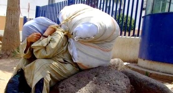أزيد من 7000 إمرأة مغربية يتعرضن للتعنيف والتحرش والإبتزاز  بمعبر باب سبتة