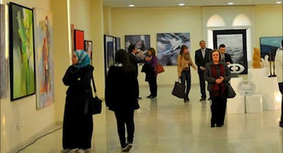 """معرض """"ذوات"""" لعبد الكريم الوزاني في مركز تطوان للفن الحديث"""