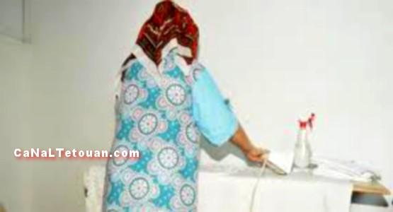 سعودي يعرض خادمته المغربية للبيع بسبب غيرة زوجته من جمالها