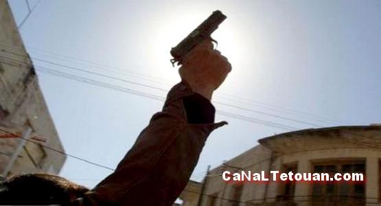 سلاح ناري ورصاص يستنفر الأجهزة الأمنية بمعبر سبتة