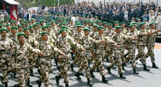القيادة العليا للقوات المسلحة الملكية تصدر قرارات جديدة