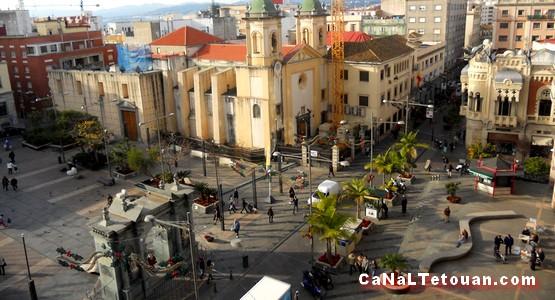 إسبانيا تستعد لمواجهة المغرب بسبب سبتة ومليلية المحتلتين