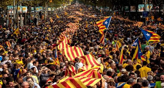 أحلام انفصاليي كتالونيا تتلاشى !