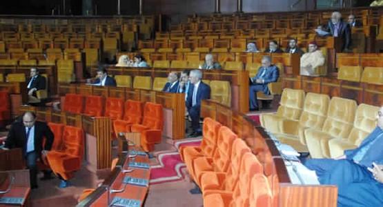 الفرق البرلمانية تدين استقبال إسبانيا لغالي وتهاجم السياسات الصهيونية ضد الفلسطينيين