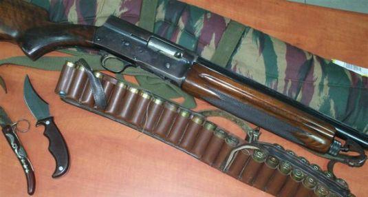 الدرك الملكي يحجز أسلحة نارية في حملة واسعة بشفشاون