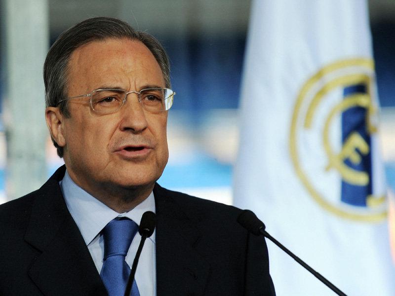 بيريز يشيد بعشاق ريال مدريد المغاربة