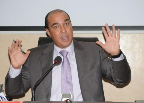 إعفاء الوزير محمد أوزين من مهامه !