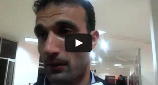 هذا ما قاله رفيق عبد الصمد بعد الإقصاء