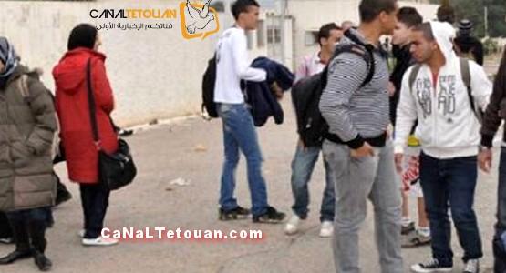 محاولة انتحار تلميذ داخل مؤسسة تعليمية بمرتيل