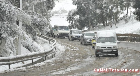 موجة البرد تجتاح قرى بشفشاون
