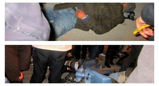 حادثة سير خطيرة بحي الشبار بمرتيل !