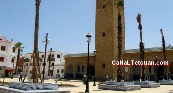 إعتناق إسباني للإسلام بمسجد محمد الخامس بمرتيل