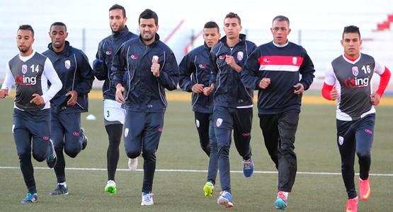 المغرب التطواني يستأنف تداريبه بعد فوزه المستحق على الرجاء البيضاوي