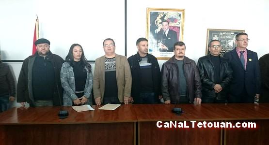 التفويضات الجديدة للمكتب المسير لبلدية مرتيل في نسخته الثانية