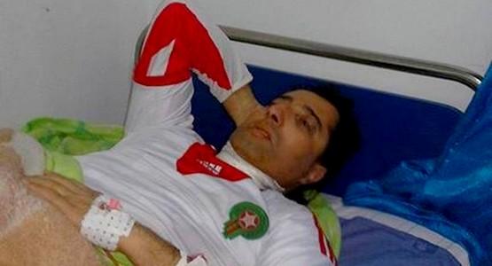 الصحفي عبد الحفيظ أوضبجي يخضع لعملية جراحية