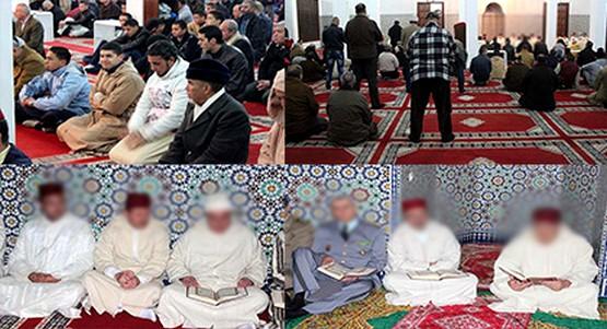 إحياء ليلة عيد المولد النبوي الشريف بمساجد تطوان