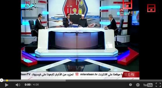 أسباب مهاجمة التليفزيون الرسمي المغربي للسيسي !