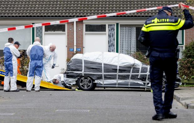 العثور على مهاجرة مغربية جثة هامدة داخل منزلها بإسبانيا