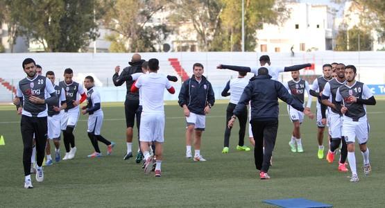 فريق المغرب التطواني يشرع في تحضيراته استعدادا لمواجهة آسفي
