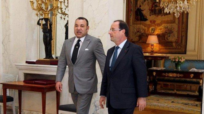 أولى جلسات محاكمة لمبتزي الملك محمد السادس