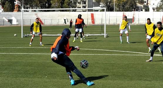 المغرب التطواني يواصل تحضيراته استعدادا لمواجهة كانو بيلارز