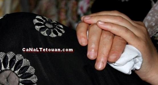 زوج يحتجز زوجته في مرتيل ويمنع عنها العلاج حتى صارت هيكل عظمي