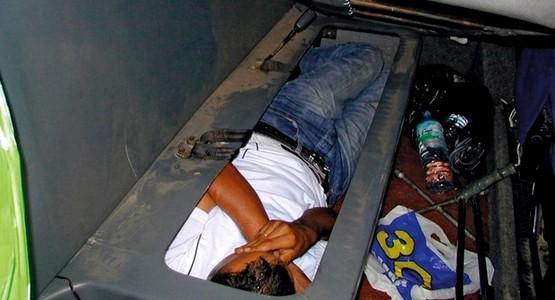 مغربي يلقى حتفه تحت عجلات شاحنة في ميناء مليلية المحتلة