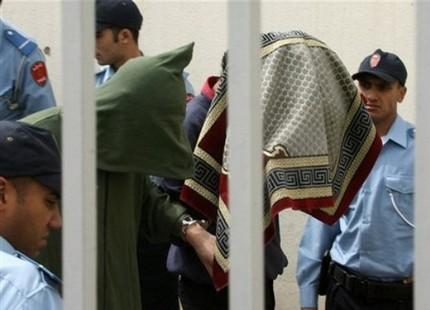 """""""قاضي الإرهاب"""" يستمع للداعشي التشادي الذي ألقي القبض عليه في طنجة"""