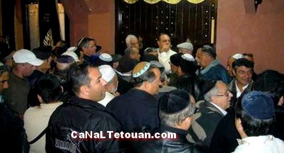 أزيد من 250 يهوديا حلوا بمدينة تطوان ! والسبب …