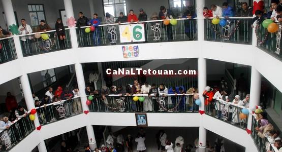 جمعية حنان بتطوان تخلد الذكرى 46 لتأسيسها (صور رائعة)