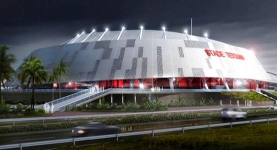 شركة إسبانية تكشف عن تصميم ملعب تطوان الكبير (صور)