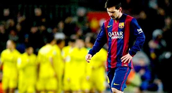 بعد إدانة ميسي بالسجن 21 شهرا .. برشلونة يعلن موقفه من القضية