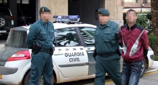 اعتقال مغربي في اسبانيا مبحوث عنه في بلجيكا