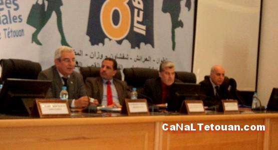 جامعة عبد المالك السعدي بتطوان تحتفل بالفائزين في مشروع تيمبوس/افاريش