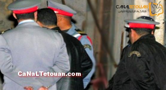 """هذا ما فعلته ساكنة دوار أميادي بشفشاون أثناء تدخل الدرك الملكي لإيقاف """"تجار المخدرات"""" !"""