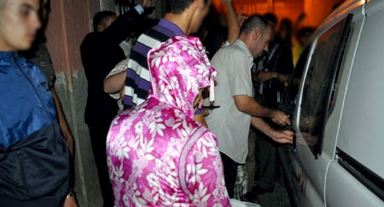منطقة ابني احمد بتطوان تهتز بجريمة بشعة بعد إقدام سيدة على قتل ابنتها !