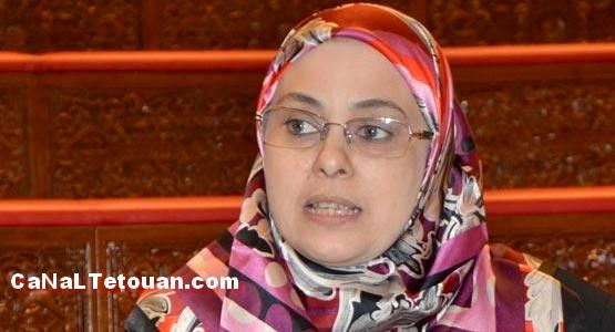 بعد ضجة الخطوبة … الوزيرة سمية بنخلدون تخرج عن صمتها !