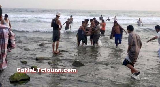 شاب يلقى حتفه غرقا بشاطئ مرتيل