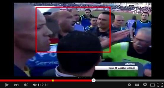 بالفيديــو: شاهد لحظة نعت رئيس وفاق سطيف المغاربة باليهود !!